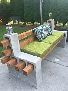 amenagement jardin creatif et original a laide des With banc en teck pour jardin 12 un salon de jardin design elle decoration