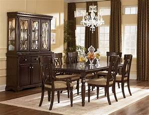 Ashley furniture dining room sets prices home furniture for Ashley furniture dining room sets design