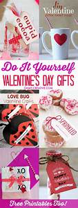 Do It Yourself Valentine's Day Gifts - Oh My Creative