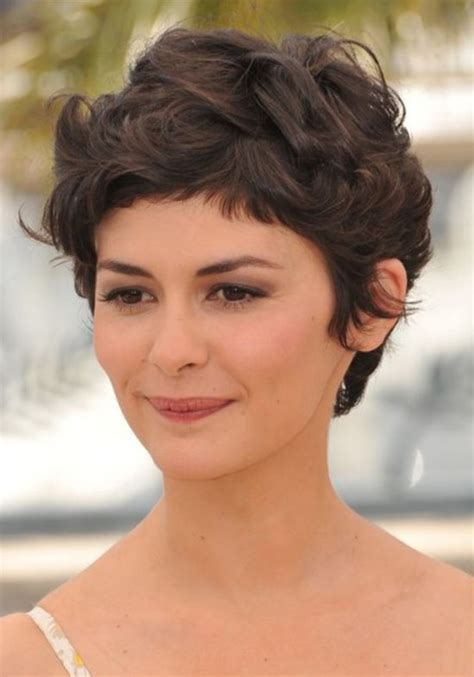 Wavy Pixie Hairstyles by 18 Best Pixie Cut For Thick Hair We