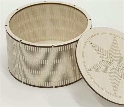 laser cut box with lid free vector cdr 3axis co