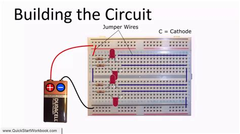 How Connect Multiple Leds Parallel Electronics For