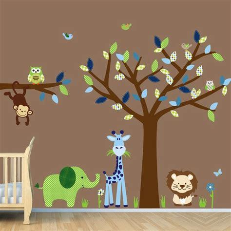 chambre bébé colorée ode colorée tableau chambre bébé