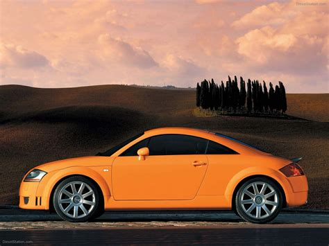 Audi Tt Coupe 1999 Exotic Car Picture 025 Of 46