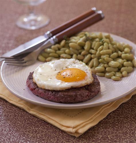 steak 224 cheval avec oeuf au plat les meilleures recettes de cuisine d 212 d 233 lices