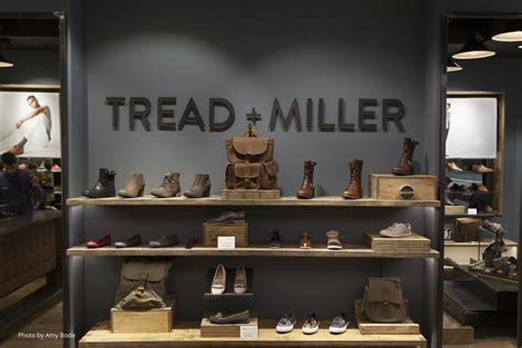 treadmiller store design  turnkey delivery