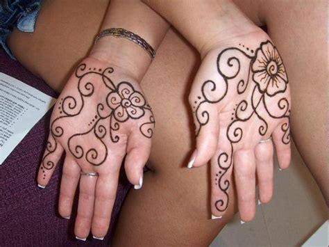 simple mehndi designs  hands  beginners