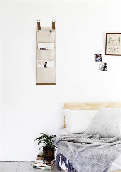 minimalist diy magazine holder allfreesewingcom