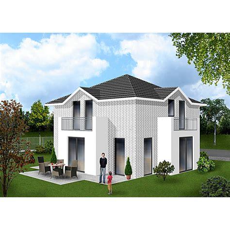 Stadtvilla Mediterran M1  Nordiskahaus  Hausbau In