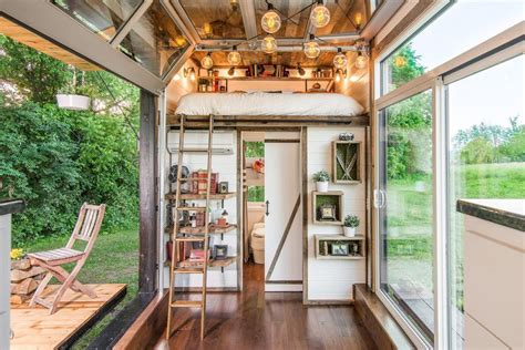 tiny houses    tricked   eco friendly