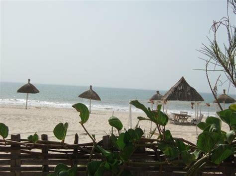 chaise longue plage plage au nord de nouakchott fin d 39 après midid et pêche
