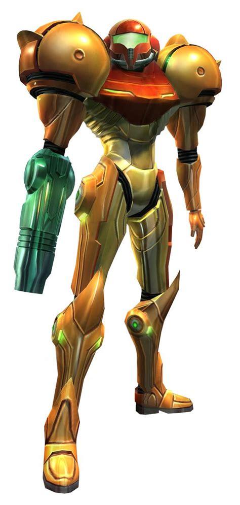 Samus Metroid Prime Cas Samus Aran And Plays