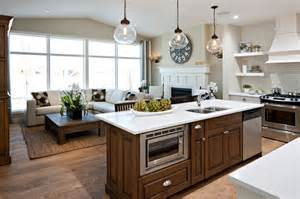 kitchen islands calgary the hawthorne kitchen great room traditional kitchen