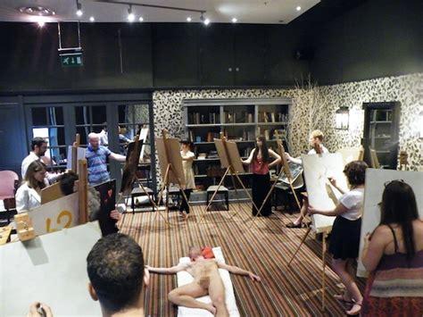 life drawing classes  chelsea   ram start