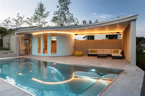 Pool Im Haus by Haus Mit Schwimmbad Wellness Zu Hause Mit Schwimmbad