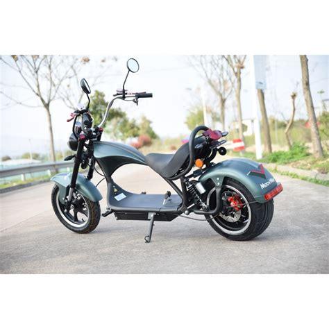 Moovway Scooter électrique Coco Xxxl 2000w 14 12ah 60v
