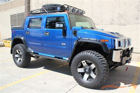 hummer sut monster lifted supercharged wow