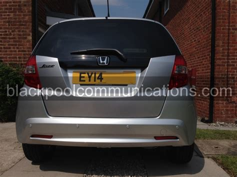 gallery honda jazz parking sensors lancashire