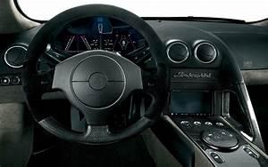 Lamborghini Reventon Interior Wallpaper HD Car