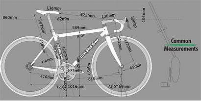 Bike Frame Measure Measurements Guide Common Bicycles