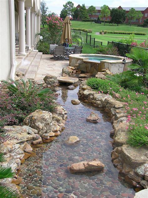 river rock garden ideas hawk haven