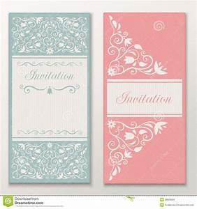 set of beautiful wedding invitations stock images image With beautiful wedding invitation website designs