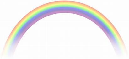 Rainbow Transparent Clip Rainbows Background Clear Clipart