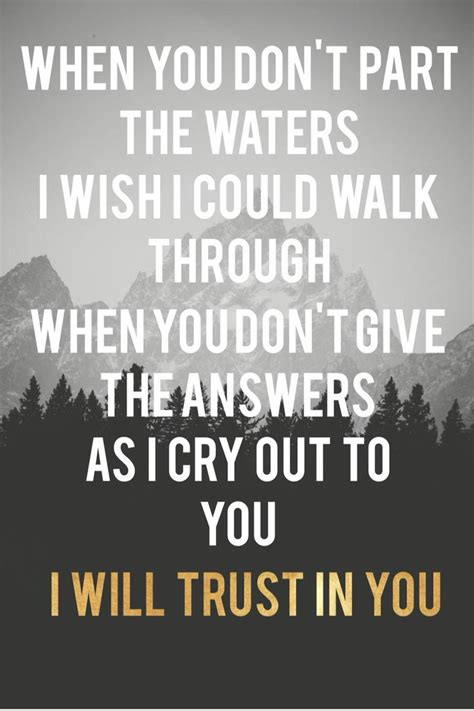 lauren daigle trust   faithfully