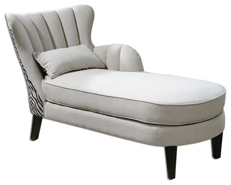 zea chaise lounge traditional indoor chaise lounge