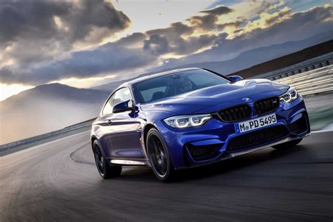 Bmw Image by The Bmw M4 Cs Sporting Appeal High