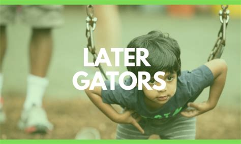 classes amp programs national child research center 757 | later gators 2