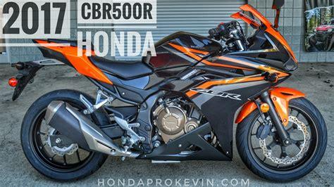 Honda Cbr500r Modification by 2017 Honda Cbr500r Review Of Specs Cbr Sport Bike