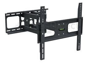Bracket Tv Led Lcd 32 55 Inch motion vesa tv wall mount bracket tilt swivel 32 39