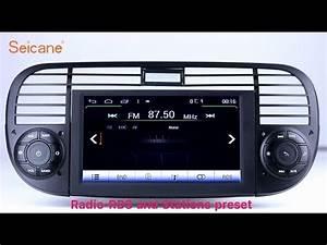 Fiat 500 Navi : oem 2007 2013 fiat 500 radio dvd gps navigation player ~ Kayakingforconservation.com Haus und Dekorationen