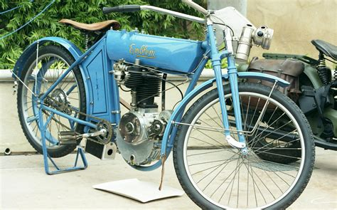 Motorcycle, Old Motorcycles