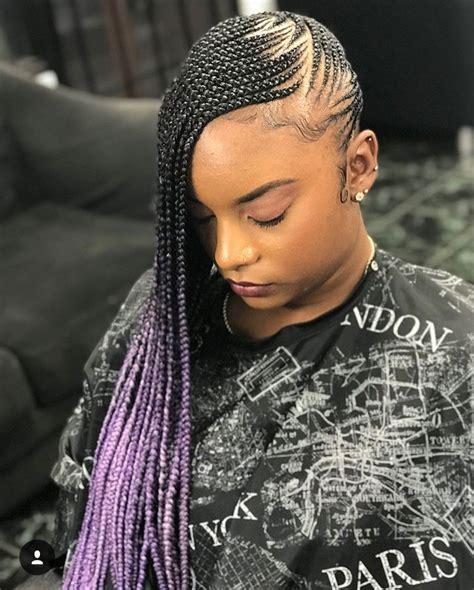 lemonade braids styles  elegant protective styling