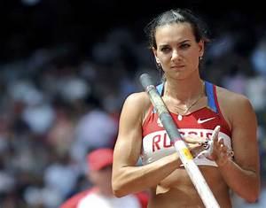 Yelena Isinbayeva - Female Athletes - Bellazon