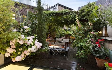 roof gardens how city dwelling horticulturists are