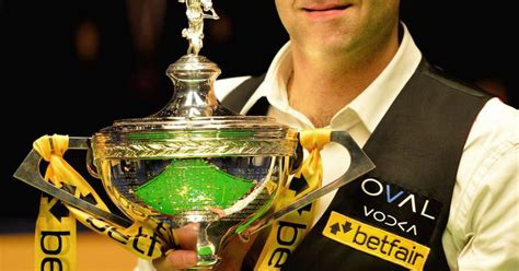 Even if he hadn't won in china, he would have … Ronnie O'Sullivan lifts World Championship title for fifth ...