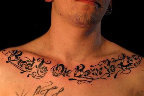 cool collar bone tattoos hative