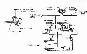 Craftsman 18 42cc Chainsaw Fuel Line Diagram