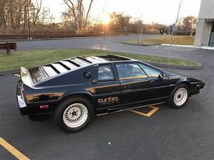 Lotus Esprit Turbo : this 1986 lotus esprit hci turbo should fetch a pretty penny carscoops ~ Medecine-chirurgie-esthetiques.com Avis de Voitures