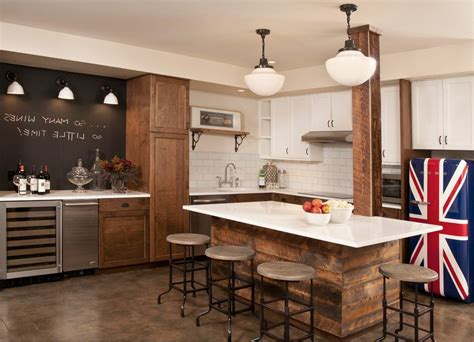 Basement Bar Island by Basement Bar Ideas Rustic Basement Traditional With