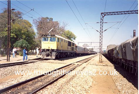 Zimbabwe Railways 1989 | Image of Zimbabwe railway from a ...