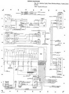 similiar 1987 4runner wiring diagram keywords 4runner wiring diagram furthermore 1999 toyota 4runner wiring diagram