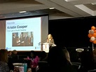 First Lady Kristin Cooper discusses child hunger - EducationNC