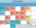 How to Create a Holiday Social Media Calendar | Media Barker