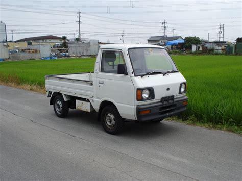 subaru sambar truck subaru sambar truck 1989 used for sale