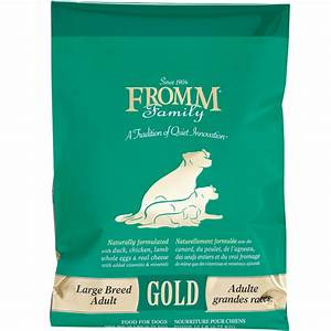 fromm gold adult dog food large breed 15 lb With fromm adult dog food