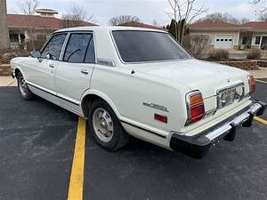 Hemmings Find of the Day – 1980 Toyota Cressida | Hemmings ...  Cressida